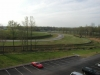 View from the VIR lodge, 3rd floor balcony.