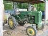 A '49 John Deere M. Hey! It's a twin!