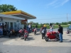 A few MADsters at the Shell stop