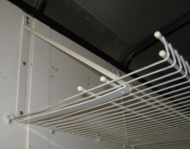 Enclosed Trailer Shelving >> Track Transportation Rigs- Trucks, Trailers, Living ...