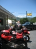 Lunch break on Saturday just over the WVA border.