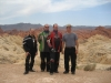 Photo Op in Valley of Fire SP with Ruel and the twins.